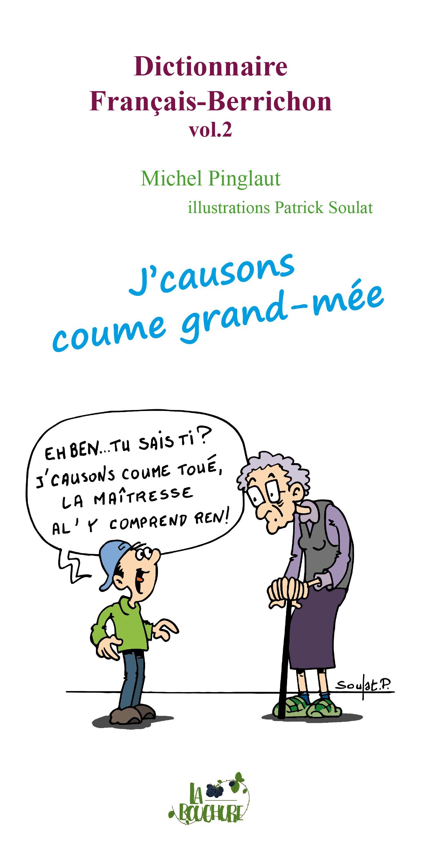 Dictionnaire français-berrichon (vol. 2)