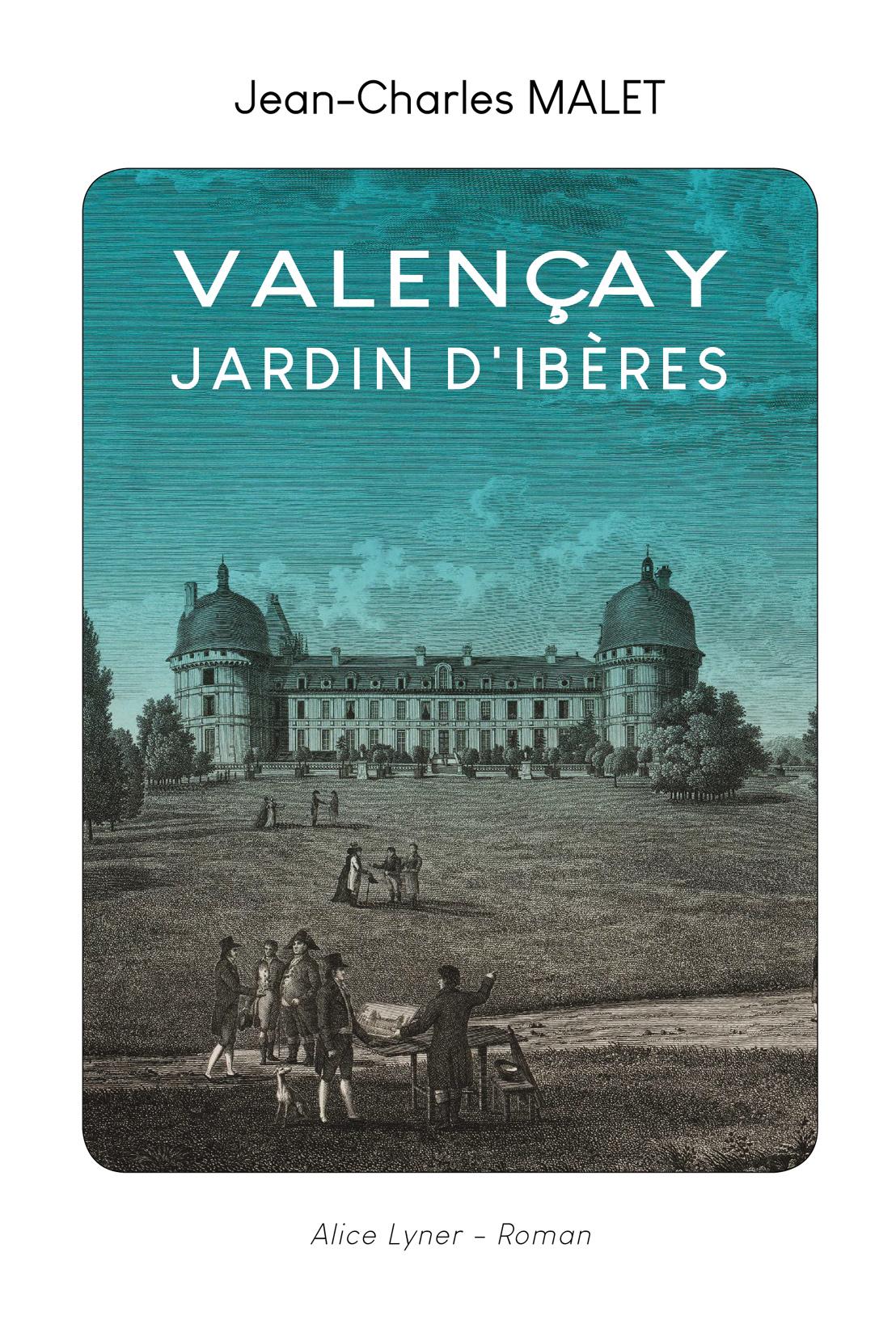 Valençay, jardin d'ibères